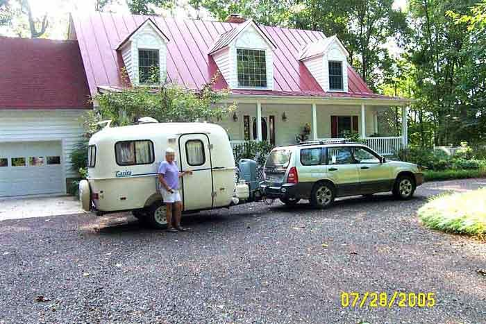 Subaru Forester Towing Capacity >> Towing With A Subaru Forester The Casita Club Forum The Casita