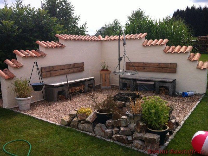Teja Curva - Farbe Viellja castilla Gartengestaltung Pinterest