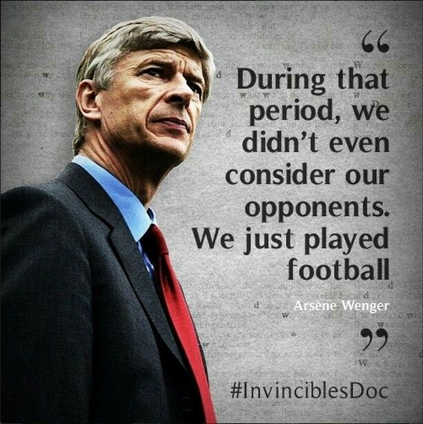 Famous Football Manager Quotes: #arsene #wenger #quote #arsenal