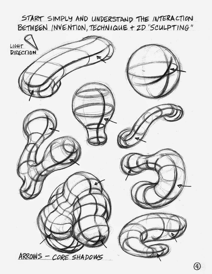 Form Drawing Exercises