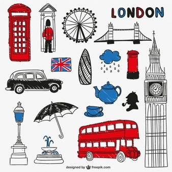 londres badges gratuits plats broderies pinterest monuments londres et objet. Black Bedroom Furniture Sets. Home Design Ideas