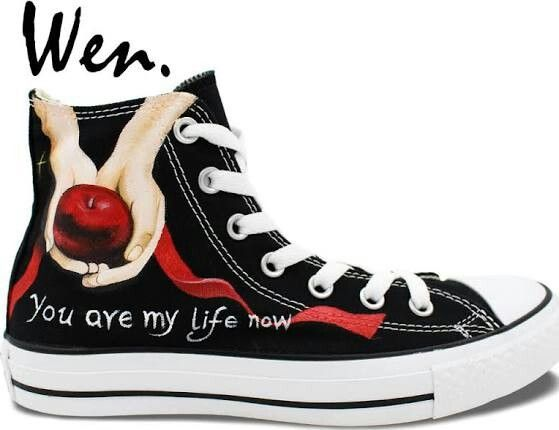 wholesale outlet san francisco wholesale outlet Twilight converse handpainted   Kamans swag stuff in 2019 ...