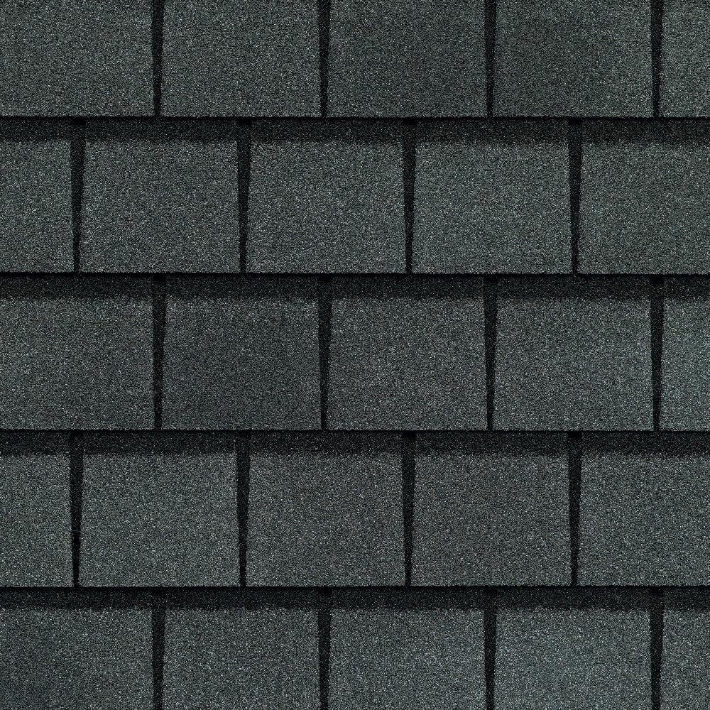 Best Gaf Installed Gaf Slateline Lifetime Laminated Asphalt 400 x 300