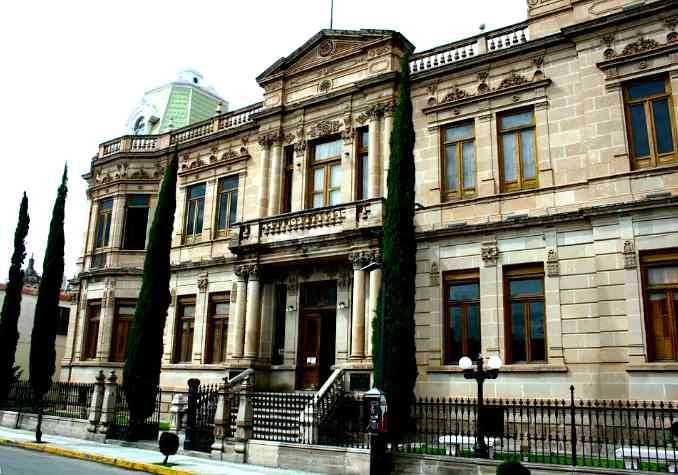 Museo Regional, Durango