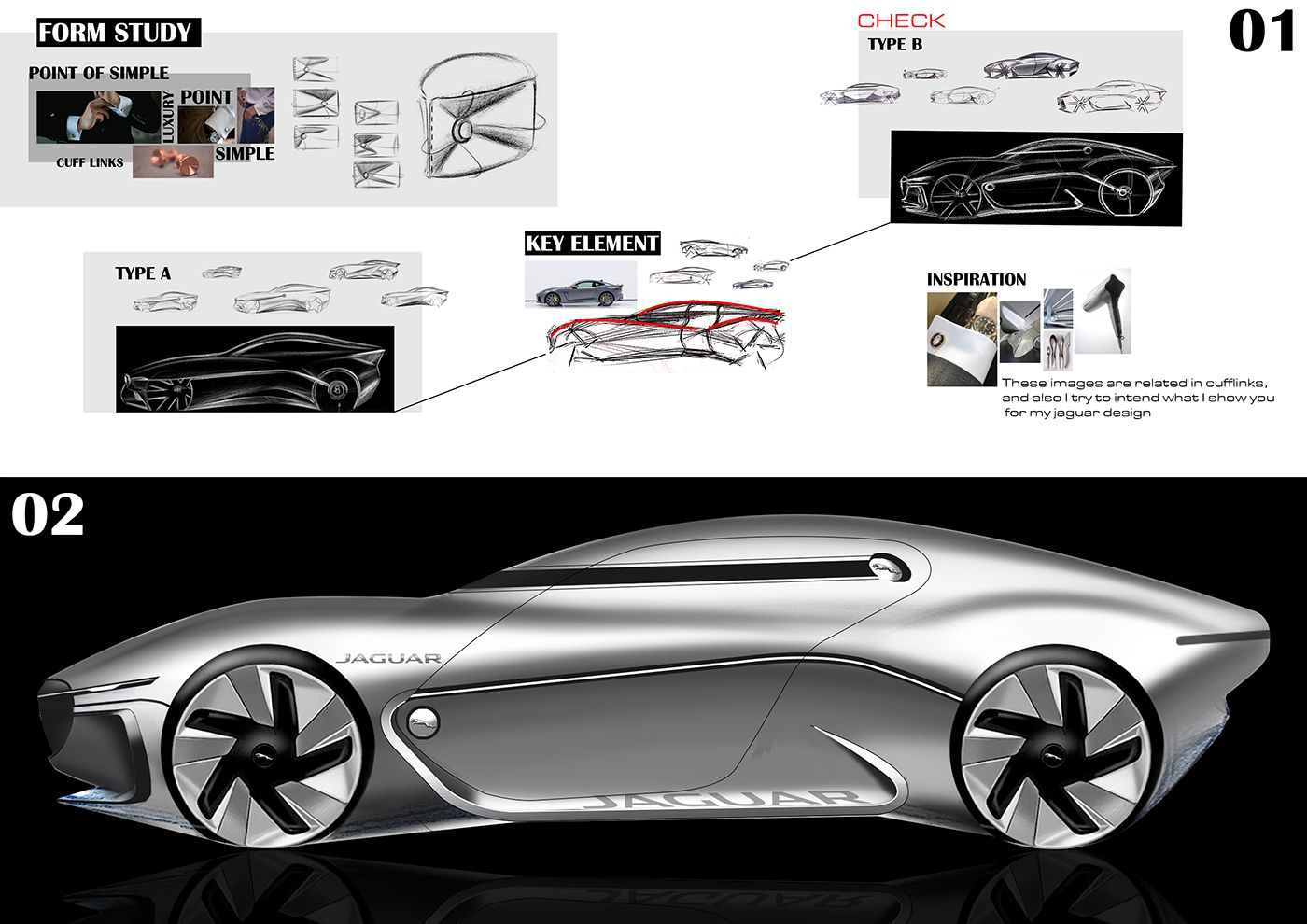 Jaguar G Type On Behance Cars Pinterest Jaguar Automotive
