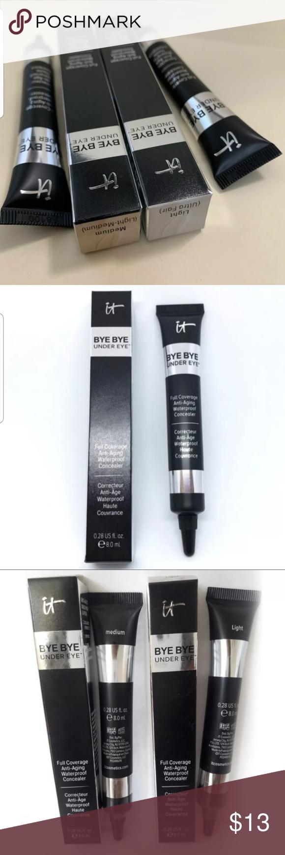 It Cosmetics Bye Bye Under Eye Undereye, Coverage
