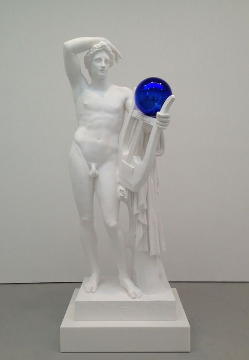 Gazing Ball (Apollo)Jeff Koons2013