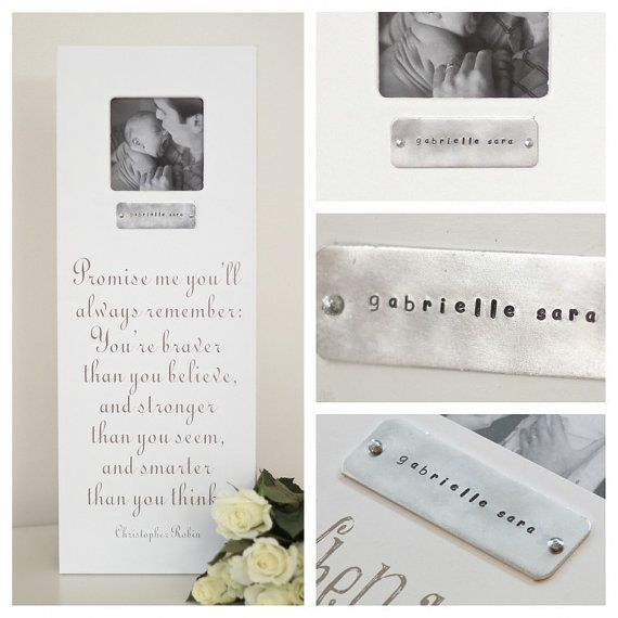 8x20 Promise me you'll always remember  by RevivalMarketPLC, $49.00