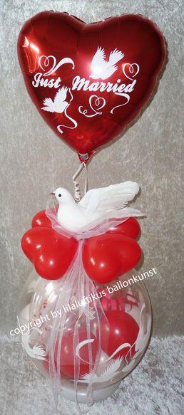 Geschenk Im Ballon Hochzeit Geldgeschenk Geschenke