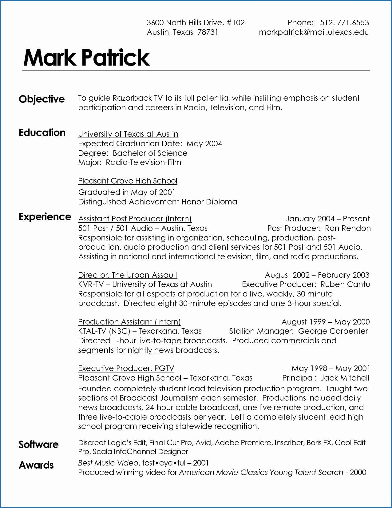 10 Pharmaceutical Manufacturing Resume Examples Industri