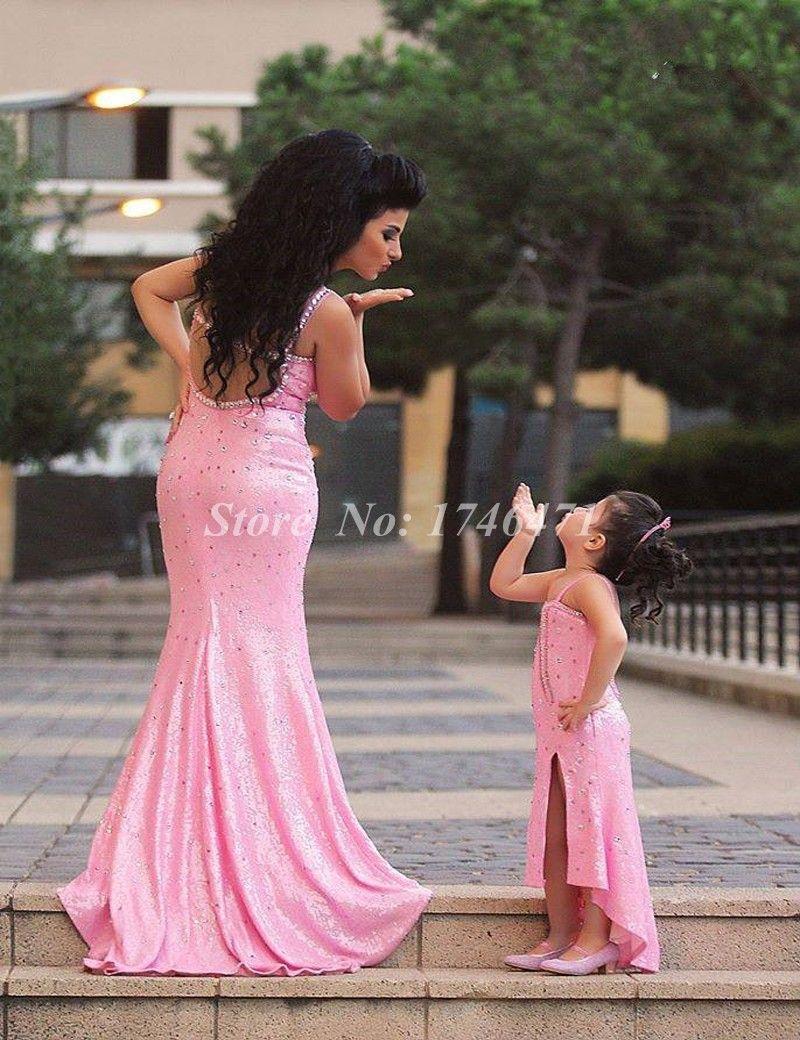 madre e hija vestidas igual fiesta - Buscar con Google | niñas ...