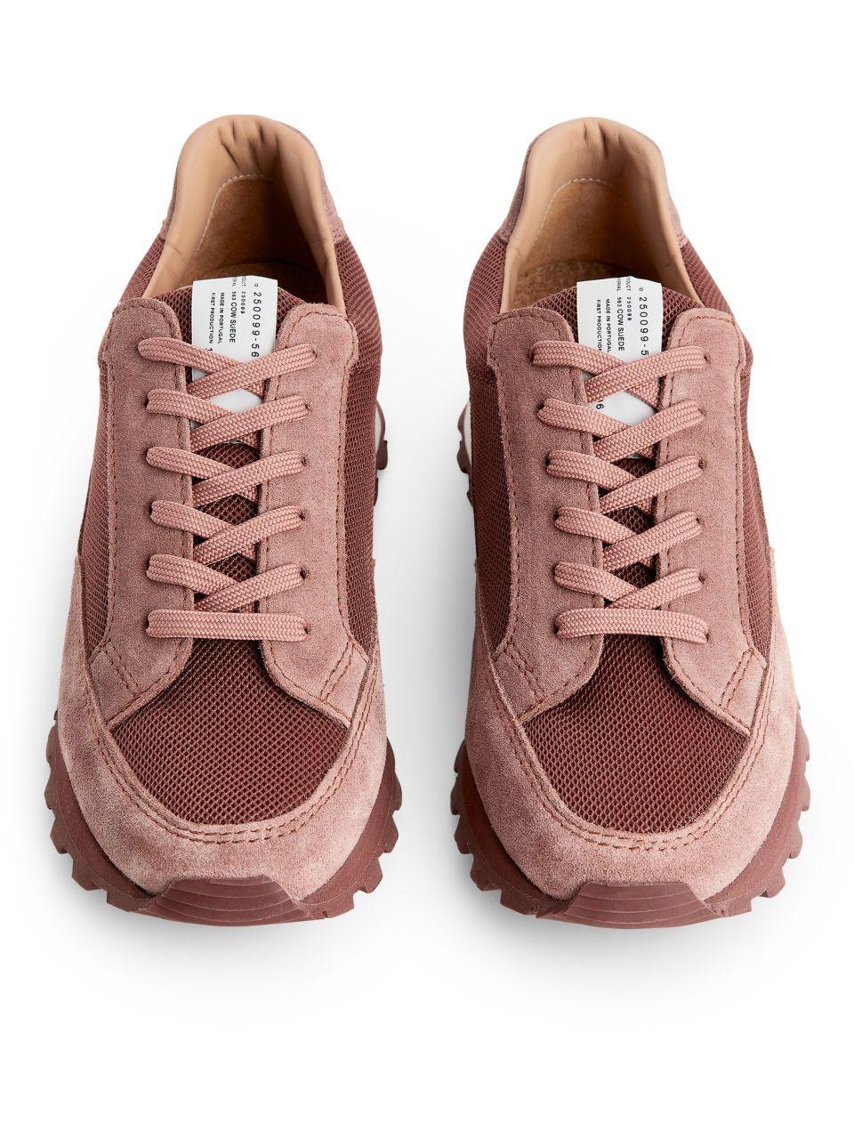 Jogger Low Blush Shoes