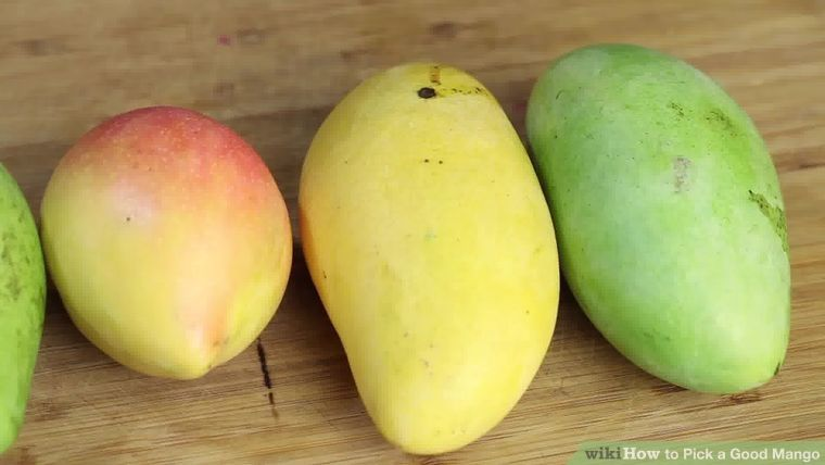 4 Ways To Pick A Good Mango Mango Tasty Bites Fresh Produce