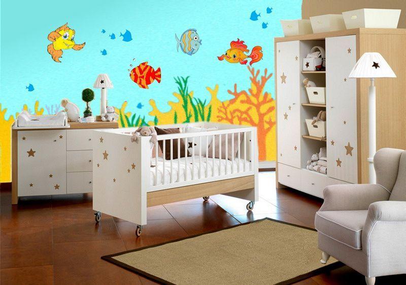 Murales infantiles - murales infantiles y artísticos - rafael art