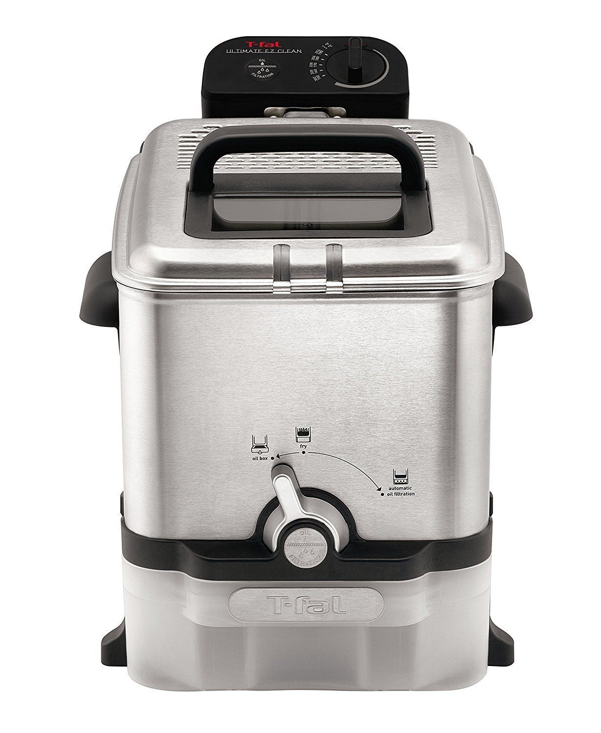 Deep Fryer Electric Commercial Restaurant Stainless Steel