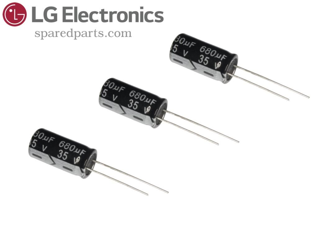 Lg Philips L A Capacitor Kit 680uf 35v