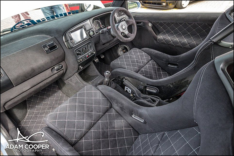 quilted alcantara interior mk3 golf car shit pinterest golf interiors and vw. Black Bedroom Furniture Sets. Home Design Ideas