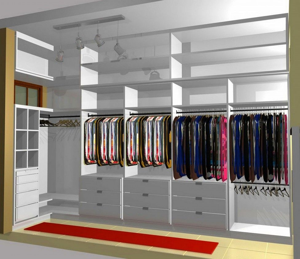 Simple Design Small Walk In Closet Eas On A Budget Walk In Ideas To Organize