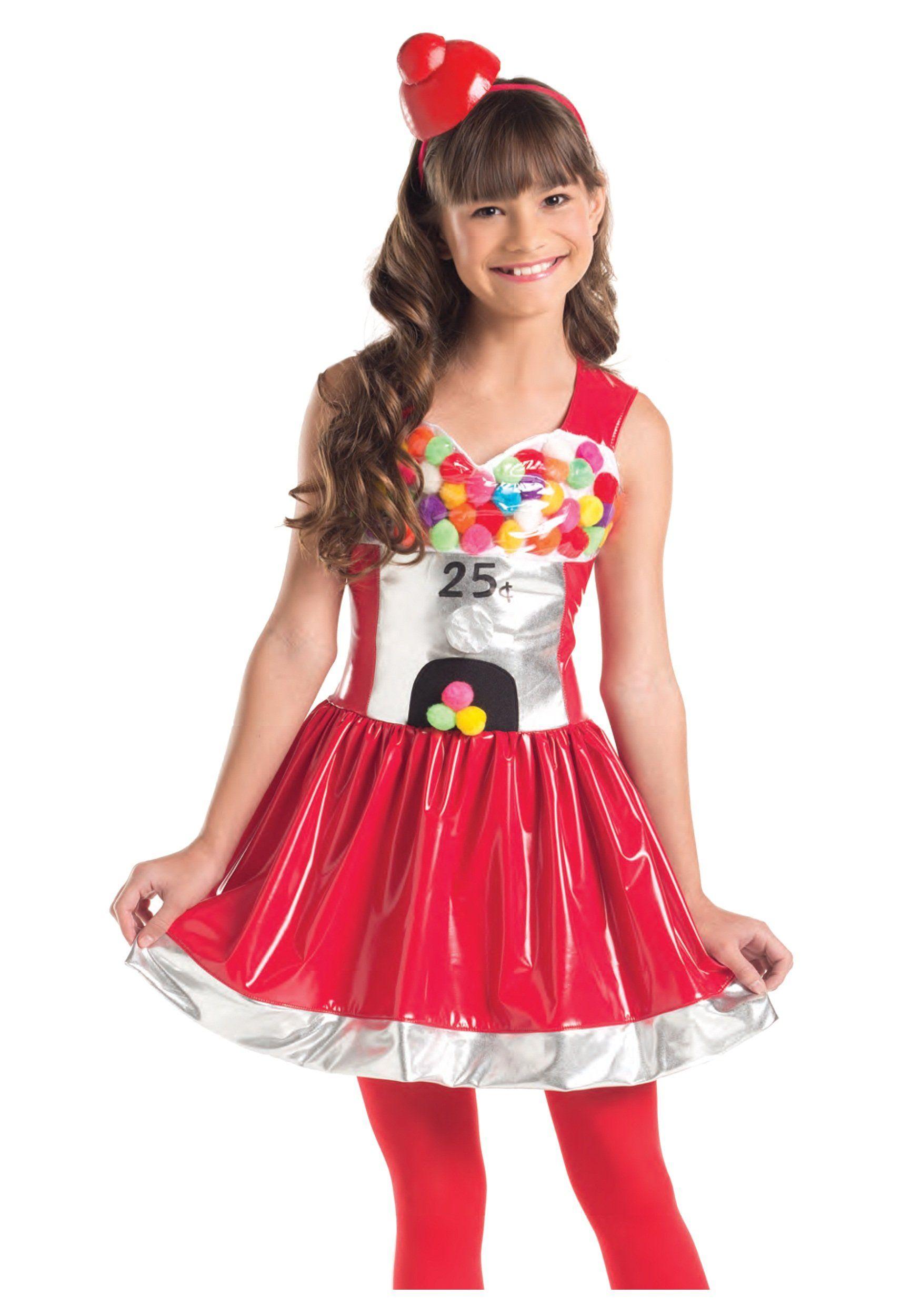 Bubblegum Cutie Child Costume Large * Information could be
