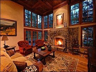 Hunting Lodge Man Cave Ideas : Ultimate man cave fantastic log cabin style home private