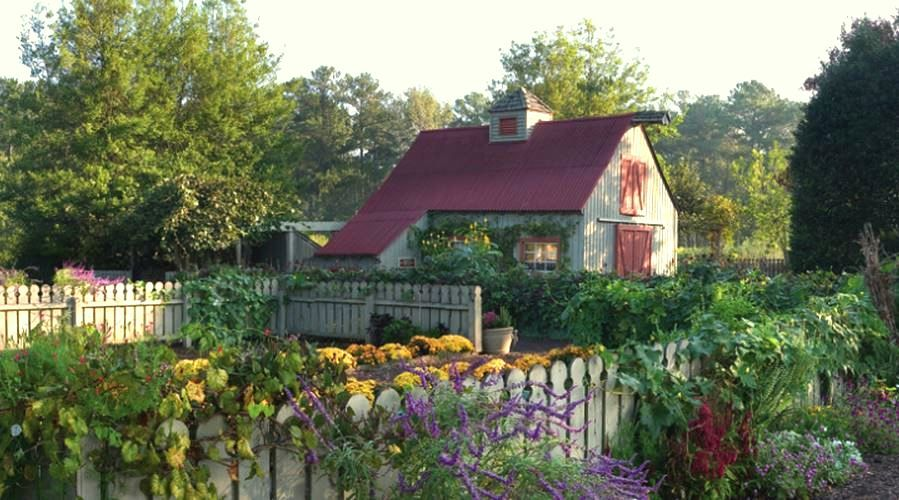 Callaway Gardens Vegetable Gardenhttp Www Talkofthehouse Com