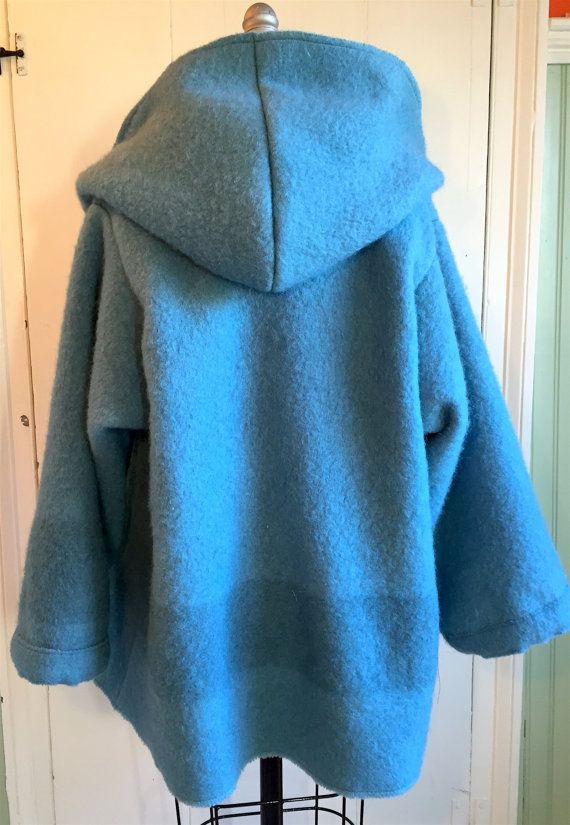 Hudson Bay Blanket Coat | Capes and ponchos | Wollen ...