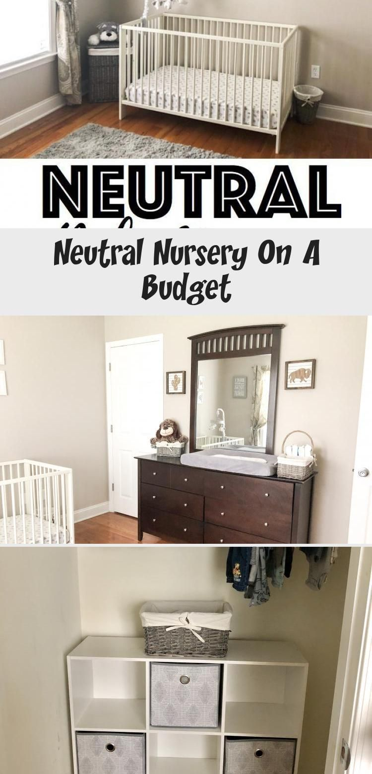 Neutral Nursery On A Budget - health and diet fitness#budget #diet #fitness #hea...#budget #diet #fi...