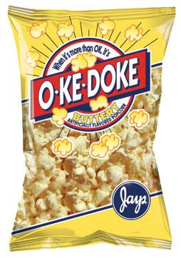 O Ke Doke Butter Popcorn 8 Oz Butter Popcorn Snacks Snack Recipes