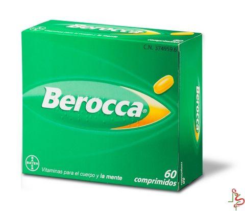14,95€ PVP - Utiliza #Berocca para esos días en los que te falta la energía y paciencia necesaria... http://www.farmaciarabel.com/vitaminas/berocca-60-comprimidos