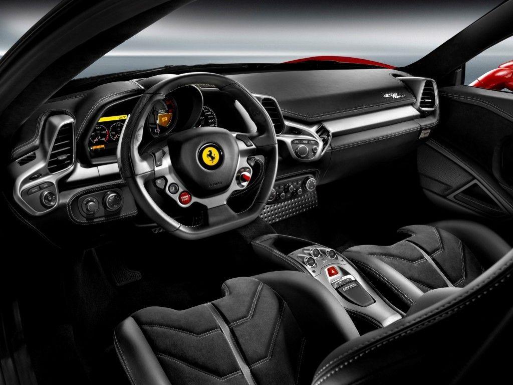 Ferrari Italia Msrp Interior Ferrari Pinterest