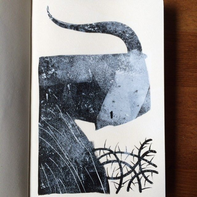 regram @jeffreyalanlove Knight of Thorns. #sketchbook #sketch #draw #drawing #paint #painting #acrylic #ink #paper #illustration #art #comics #jeffreyalanlove