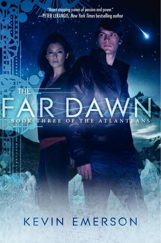 The Far Dawn (Atlanteans 3) by Kevin Emerson: Atlanteans Owen and Lilly navigate the frozen arctic hoping to find the Paintbrush of the Gods--an Atlantean technology that can reverse the course of climate change--before the evil Project Elysium does