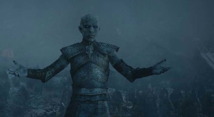 White Walkers leader