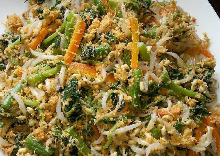 Resep Urap Sayur Bumbu Kelapa Oleh Dapurnariscaramels Recept