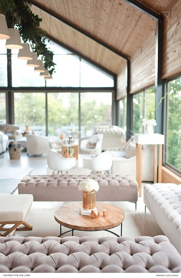 Cozy Casual Decorating Style: Cozy Comfort Was The Name Of The Day