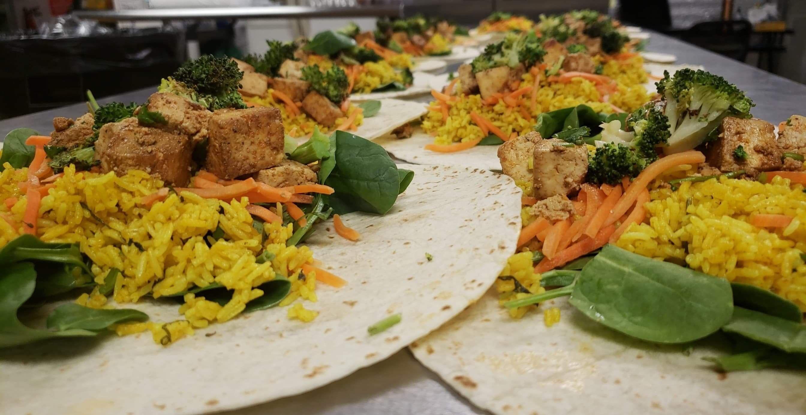Pin By Travon Edwards On Vegan Takeout Vegan Food Near Me Vegan Recipes Vegan Catering
