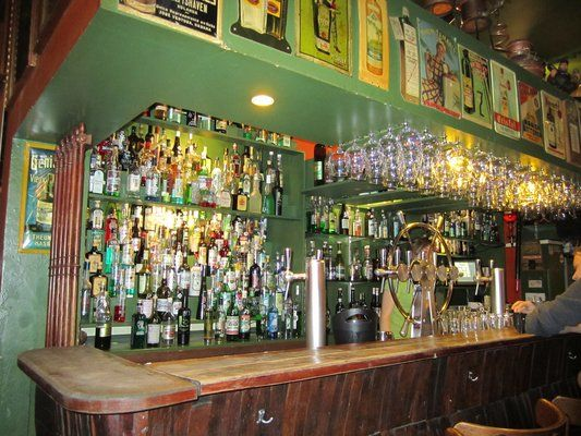 Floris Bar, Brussels