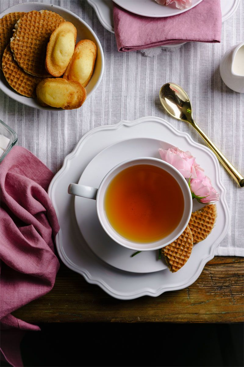 How To Host a Modern Tea Party by Kristan of The Broken ...