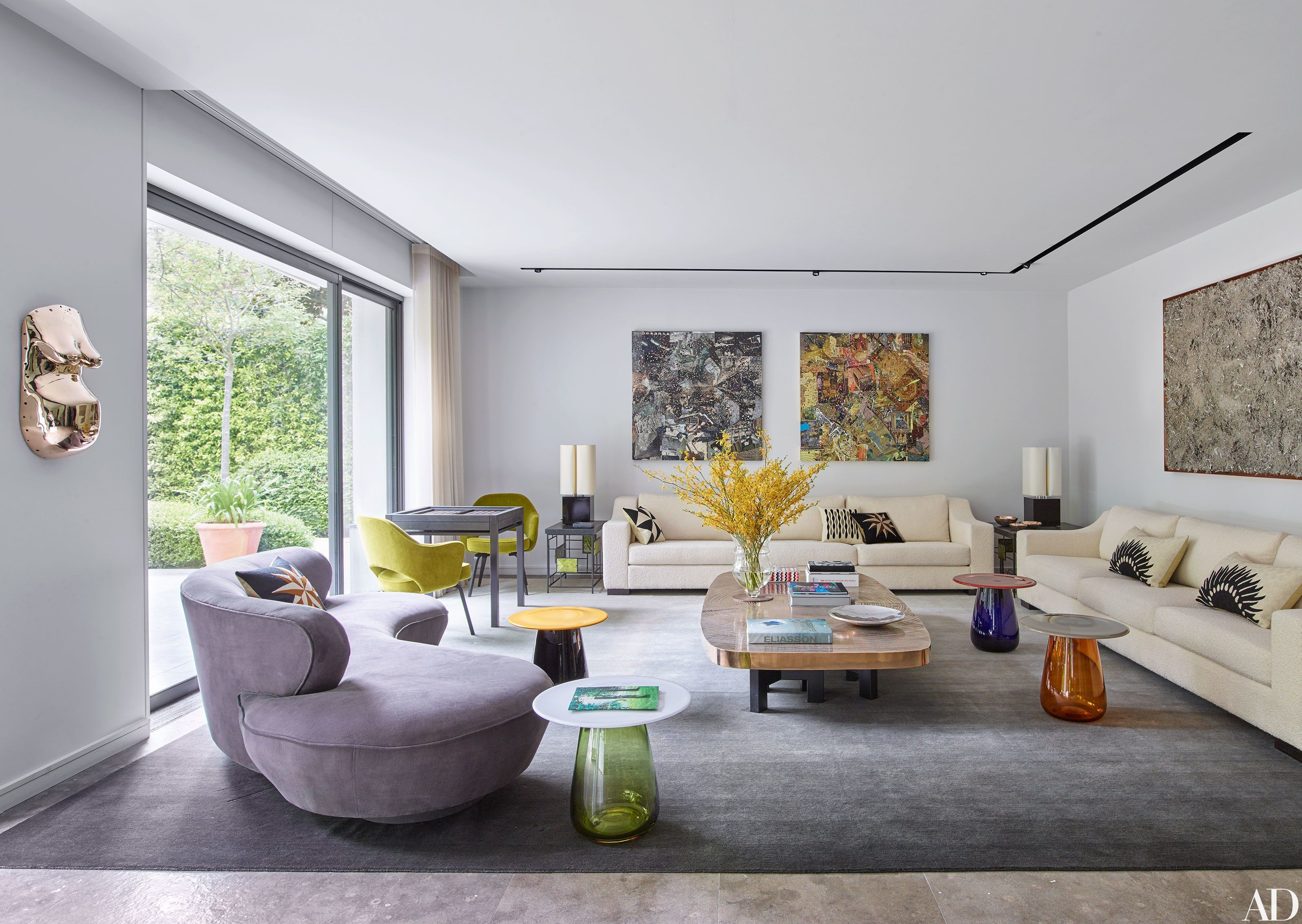 Best Tour A Midcentury House In The Suburbs Of Paris Living 400 x 300