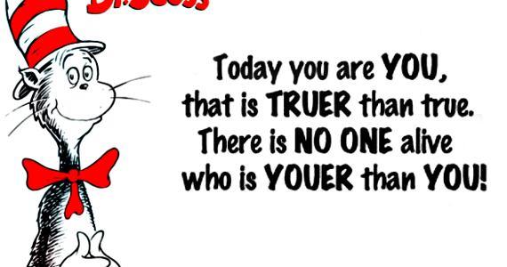 Dr Seuss Happy Birthday To You Quotes