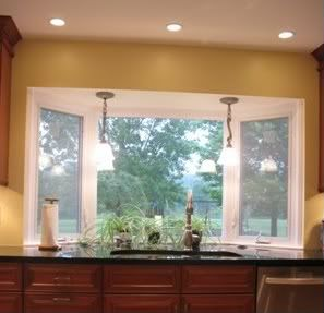 kitchen counter window. Kitchen Windows Over Sink | So They Don T Cast Shadows On The Counter Window H