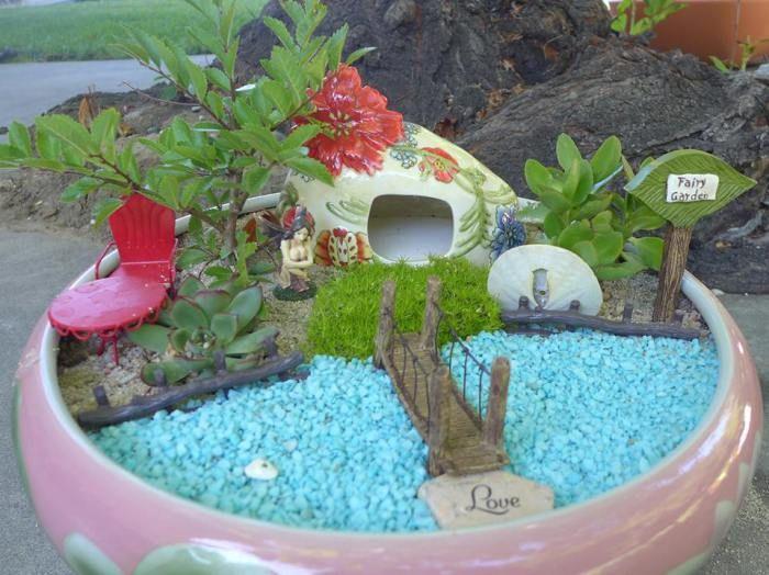 Fairy Garden Ideas For Kids 14 fairy garden ideas for kids at heart | vos mentions j'aime sur