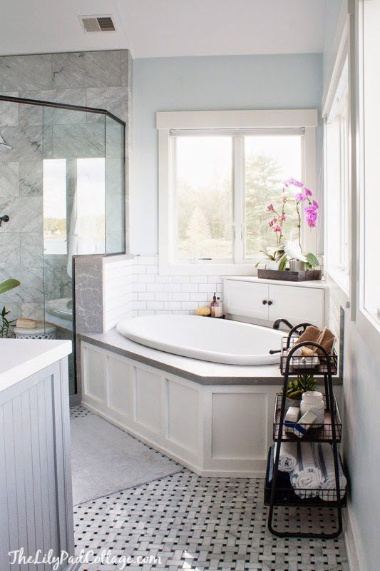 Simple ideas for creating a gorgeous master bathroom Click to see - simple bathroom ideas