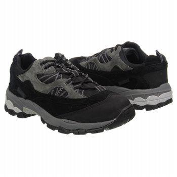 Propet Eiger Low Shoes (Black/Pewter) - Women's Shoes - 10.0 M