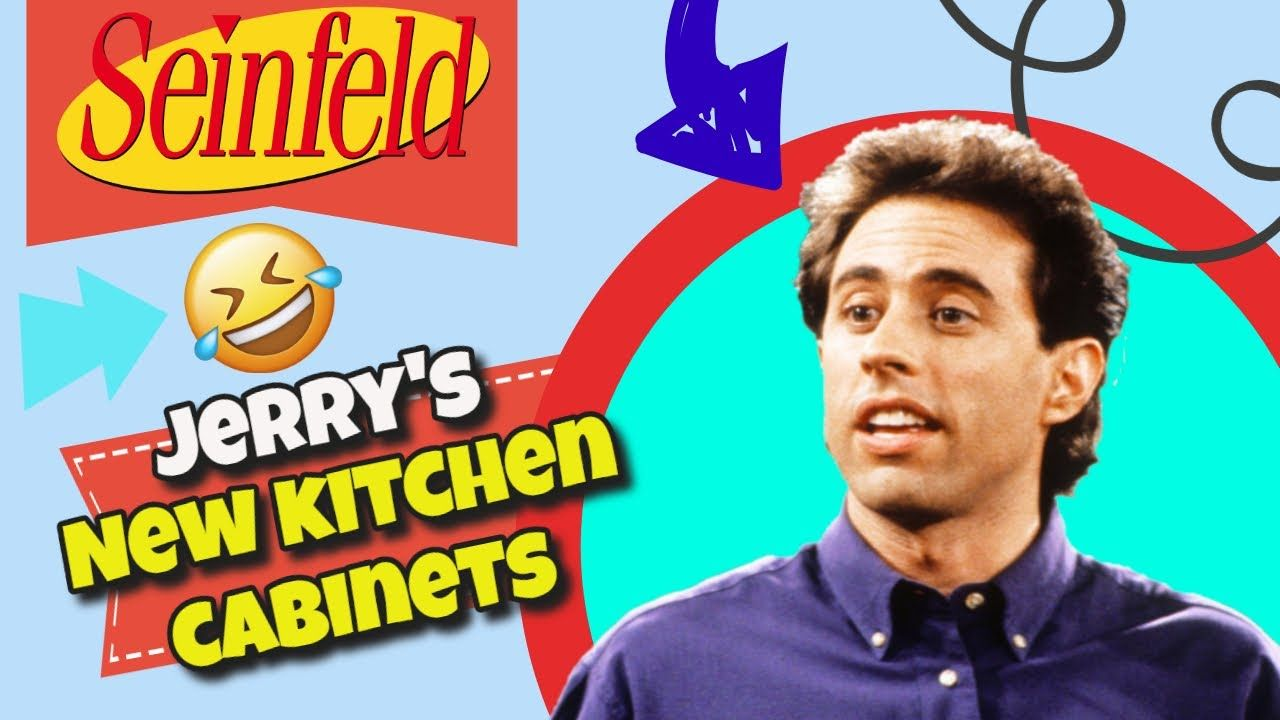 Seinfeld Jerry S New Kitchen Cabinets The Nap Episode 1997 In 2020 New Kitchen Cabinets Kitchen Cabinets New Kitchen