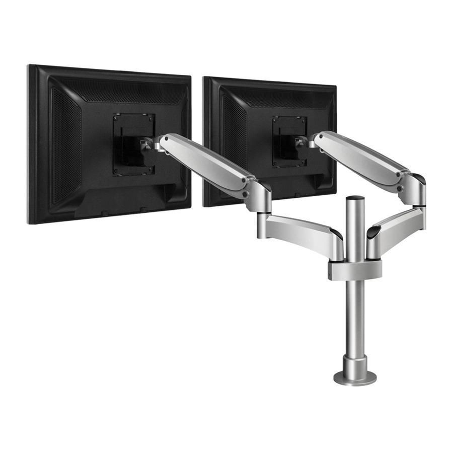 Description of workrite willow monitor arm willow is specifically - Workrite Poise Dual Monitor Arm Change The Way You See Your Work A