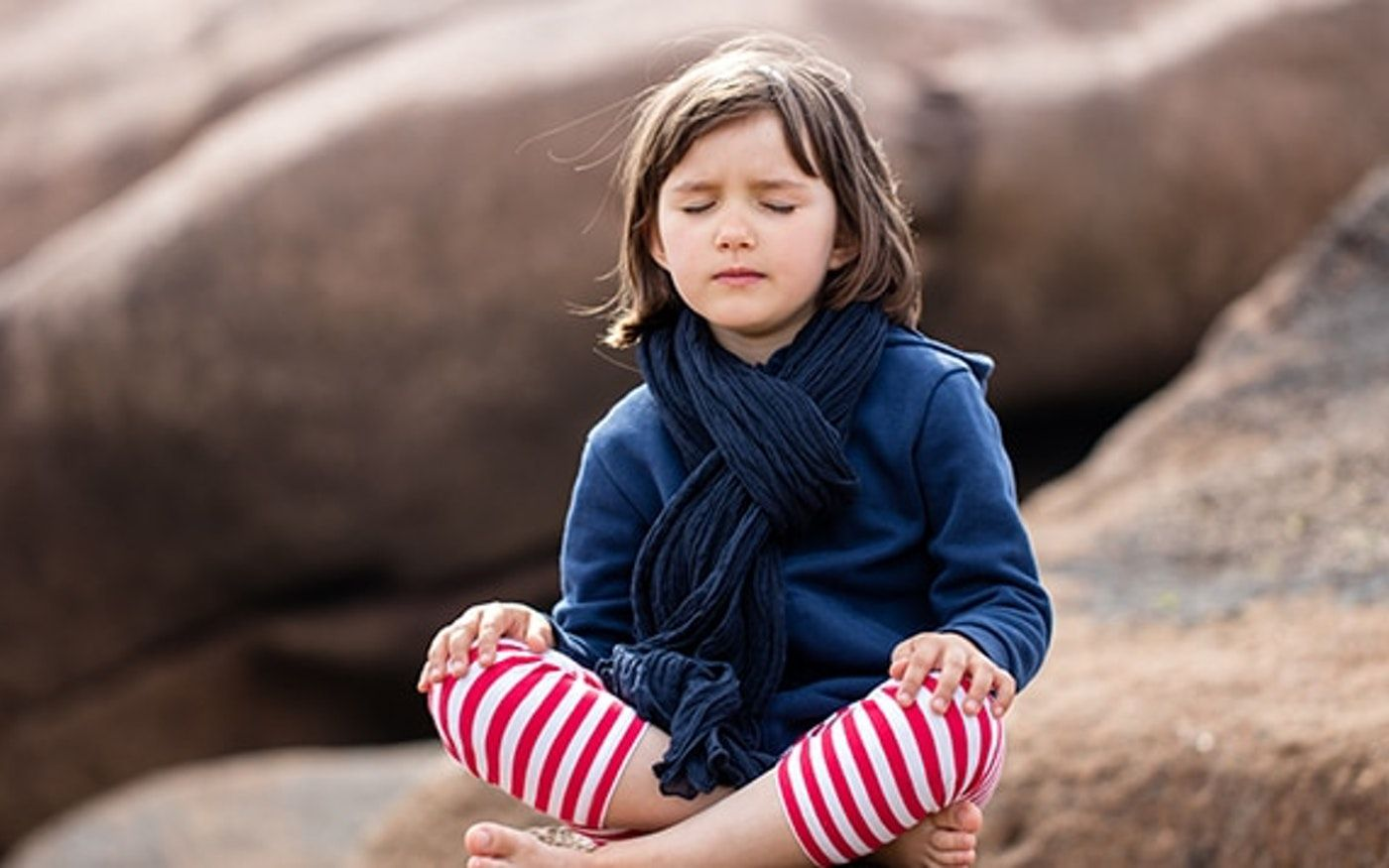 Teaching Kids How To Meditate