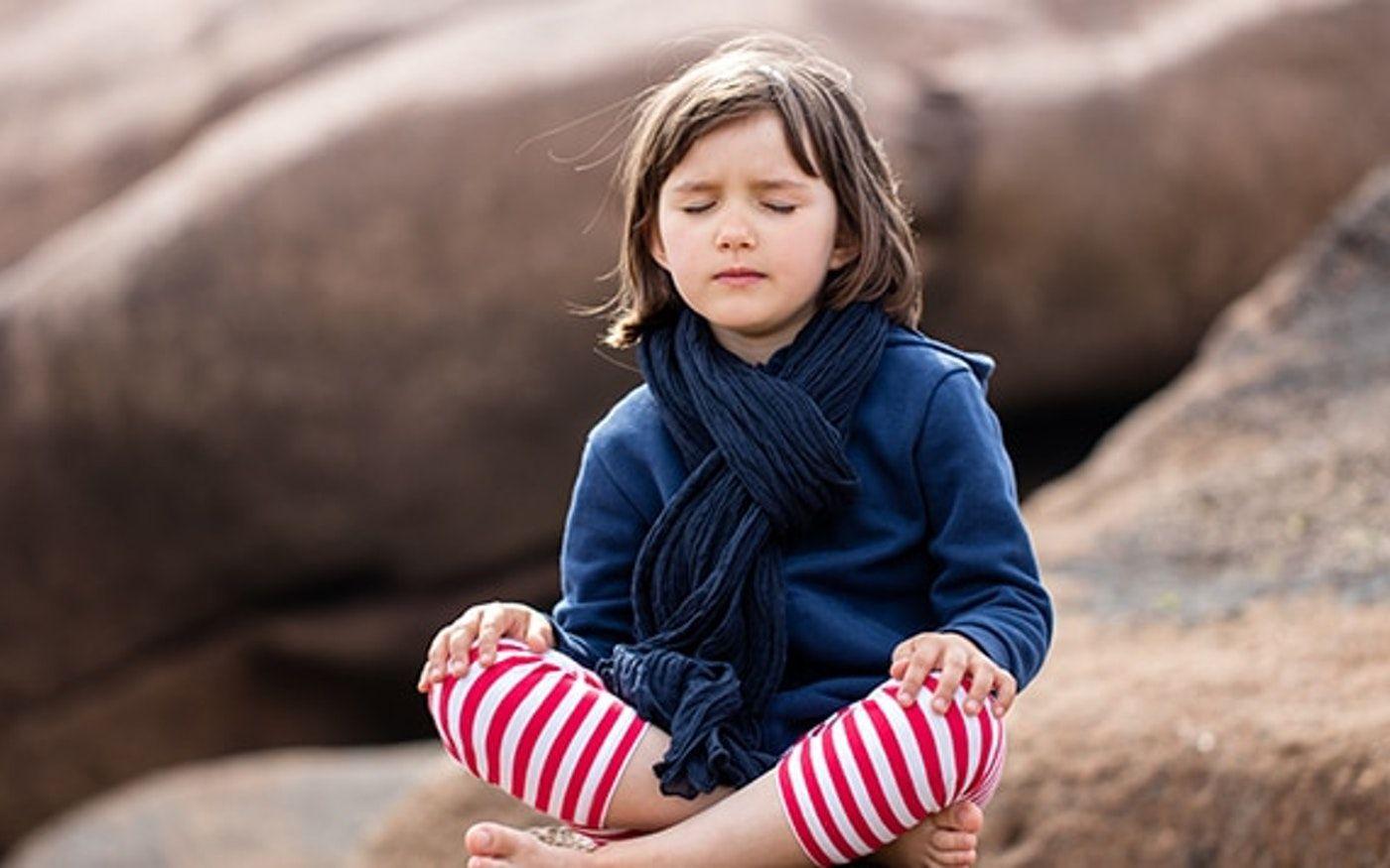 Teaching Kids How To Meditate