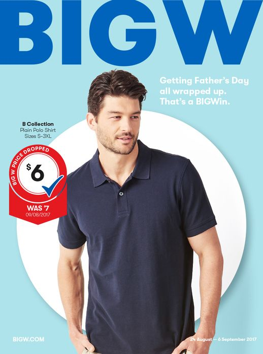 Big W Australia Catalogue 24 August - 6 September 2017 - http ...