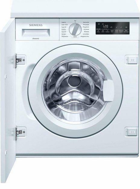 Waschmaschine WI14W440, 8 kg, 1400 U/Min Waschmaschine